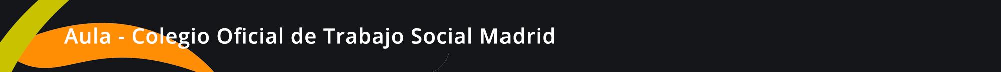 Colegio Oficial de Trabajo Social de Madrid